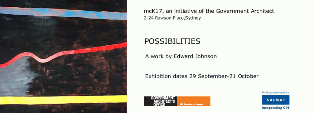 Exposition : Possibilities, Sydney